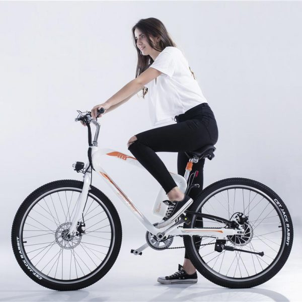 Airwheel R8 Electric Mountain Bike Img02