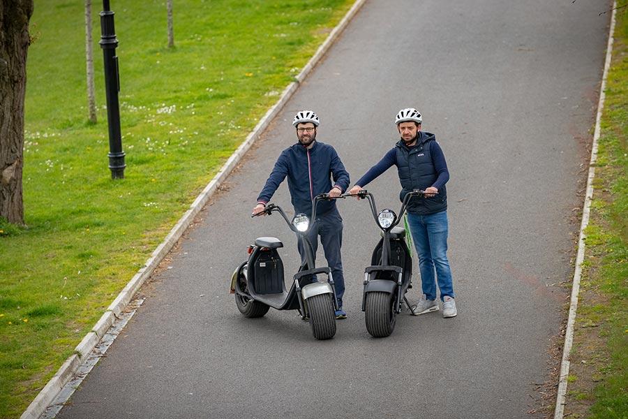 E Movement Commuting
