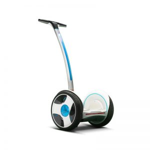 Ninebot Elite Segway White Blue Img01
