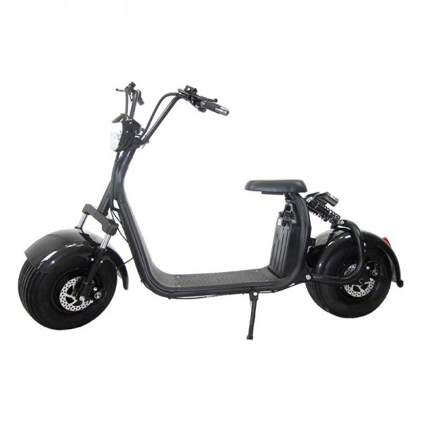Scooter Citycoco One Seat Black Img01