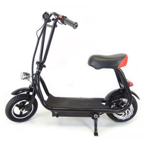 Scooter Nano Citycoco Black Img01