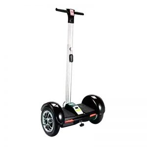 Scooter Stickway Minicar Segway Black Img01