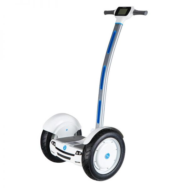 Scooter Stickway Segway White Blue Img01