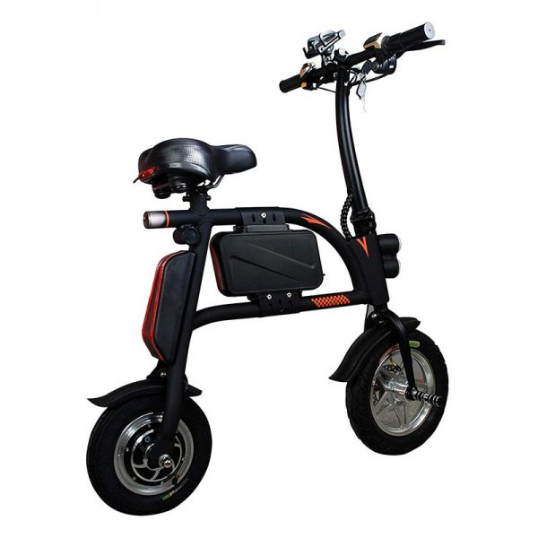 Sumun E Bike Black Img01