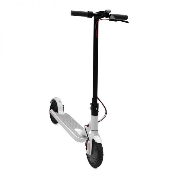 Sumun E Scooter Foldable White Img02