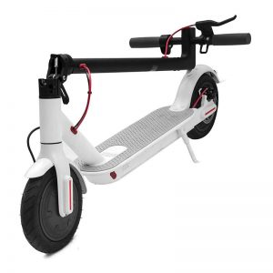 Sumun E Scooter Foldable White Img03