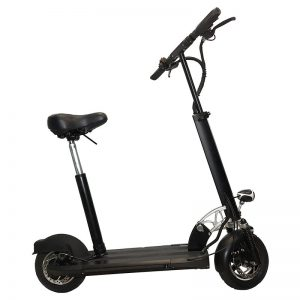 Sumun EQuick Scooter Foldable Black Img01