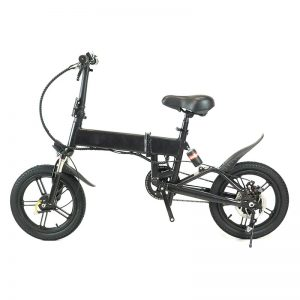 Sumun Miami E Bike Black Img01