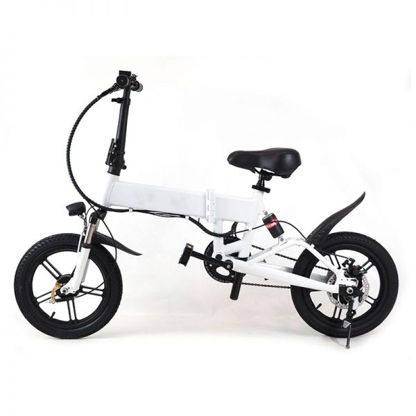 Sumun Miami E Bike White Img01